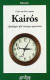 Portada de KAIROS: APOLOGIA DEL TIEMPO OPORTUNO