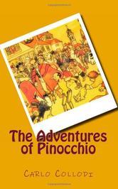 Portada de THE ADVENTURES OF PINOCCHIO