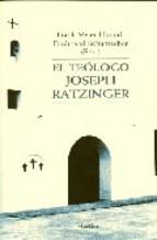 Portada de EL TEOLOGO JOSEPH RATZINGER