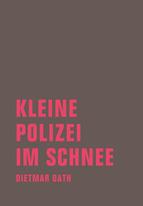 Portada de KLEINE POLIZEI IM SCHNEE (EBOOK)