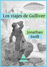 Portada de LOS VIAJES DE GULLIVER