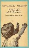 Portada de EMILIO O DE LA EDUCACIÓN