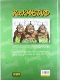 Portada de ROCK MASTARD 1: JAQUE A LA GESTAPO