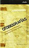 Portada de OTOBIOGRAFIAS: LA ENSEÑANZA DE NIETZSCHE Y LA POLITICA DEL NOMBREPROPIO