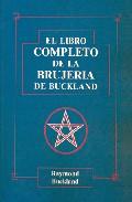 Portada de LIBRO DE LA BRUJERIA SAJONA DE BUCKLAND
