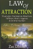 Portada de LAW OF ATTRACTION: VISUALIZATION, MANIFESTATION, ATTRACT LOVE, FULFILMENT, WEALTH, HAPPINESS & GET WHAT YOU WANT