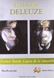 Portada de FRANCIS BACON: LOGICA DE LA SENSACION
