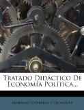 Portada de TRATADO DIDÁCTICO DE ECONOMÍA POLÍTICA..