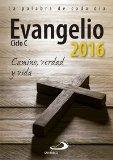 Portada de EVANGELIO 2016: CAMINO, VERDAD Y VIDA (AGENDAS)