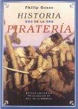 Portada de HISTORIA DE LA PIRATERIA