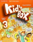 Portada de KID'S BOX FOR SPANISH SPEAKERS 3: PUPIL'S BOOK