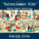 """Portada de """"KATZENJAMMER KIDS"""" EARLY COMIC ANTHOLOGY"""