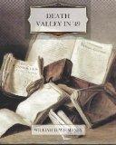 Portada de DEATH VALLEY IN '49