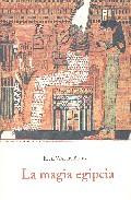 Portada de LA MAGIA EGIPCIA