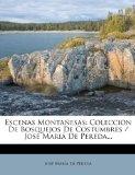 Portada de ESCENAS MONTAÑESAS: COLECCION DE BOSQUEJ