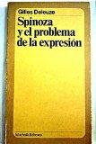 Portada de SPINOZA Y EL PROBLEMA DE LA EXPRESION