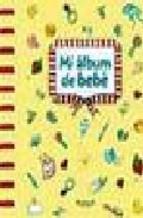 Portada de MI ALBUM DE BEBE