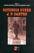 Portada de ESTUDIOS SOBRE J.P. SARTRE