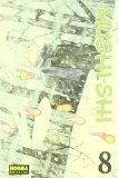 Portada de MUSHI-SHI 8