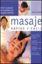 Portada de MASAJE RAPIDO Y FACIL