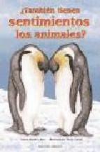 Portada de ¿TAMBIEN TIENEN SENTIMIENTOS LOS ANIMALES?