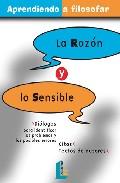 Portada de LA RAZON Y LO SENSIBLE