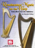 Portada de RENAISSANCE MUSIC FOR THE HARP: TRANSCRIBED FROM LUTE TABLATURES