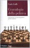 Portada de GENEALOGIA DELLA POLITICA. CARL SCHMITT E LA CRISI DEL PENSIERO POLITICO MODERNO (SAGGI)