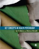 Portada de KEY CONCEPTS IN HEALTH PSYCHOLOGY