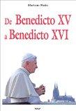 Portada de DE BENEDICTO XV A BENEDICTO XVI