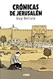 Portada de CRONICAS DE JERUSALEN (2ª ED)