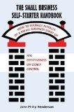 Portada de [(THE SMALL BUSINESS SELF-STARTER HANDBOOK: HOW TO MANAGE PITFALLS OF A SMALL BUSINESS START-UP )] [AUTHOR: JOHN PHILIP HENDERSON] [MAR-2009]
