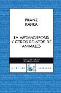 Portada de METAMORFOSIS Y OTROS RELATOS DE ANIMALES