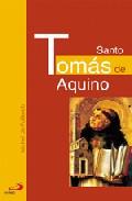 Portada de SANTO TOMAS DE AQUINO