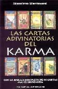 Portada de LAS CARTAS ADIVINATORIAS DEL KARMA