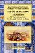 Portada de PAISAJES DE LA TIERRA PROMETIDA. EL VIAJE A JERUSALEN DE DON FADR IQUE ENRIQUEZ DE RIBERA