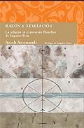Portada de RAZON Y REVELACION: LA RELIGION EN EL PROYECTO FILOSOFICO DE EUGENIO TRIAS