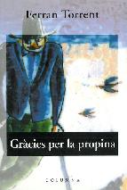 Portada de GRÀCIES PER LA PROPINA (EBOOK)