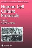 Portada de HUMAN CELL CULTURE PROTOCOLS (METHODS IN MOLECULAR BIOLOGY)