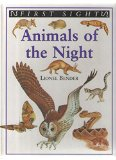 Portada de ANIMALS OF THE NIGHT (FIRST SIGHT) [HARDCOVER] BY BENDER, LIONEL