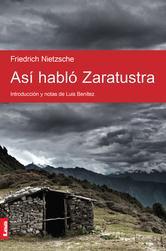 Portada de ASI HABLO ZARATUSTRA