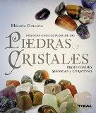 Portada de PEQUEÑA ENCICLOPEDIA DE LAS PIEDRAS Y CRISTALES: PROPIEDADES MAGICAS Y CURATIVAS