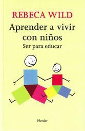 Portada de APRENDER A VIVIR CON NIÑOS - EBOOK