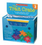 Portada de TRAIT CRATE: GRADE 3: PICTURE BOOKS, MODEL LESSONS, AND MORE TO TEACH WRITING WITH THE 6 TRAITS