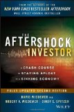 Portada de THE AFTERSHOCK INVESTOR: A CRASH COURSE IN STAYING AFLOAT IN A SINKING ECONOMY