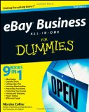 Portada de EBAY BUSINESS ALL-IN-ONE DESK REFERENCE FOR DUMMIES