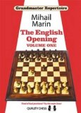 Portada de GMR3.ENGLISH OPENING V.01 (GRANDMASTER REPERTOIRE) BY MARIN M. (2009) HARDCOVER