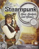 Portada de STEAMPUNK GEAR, GADGETS, AND GIZMOS: A MAKER'S GUIDE TO CREATING MODERN ARTIFACTS - EBOOK