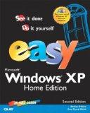 Portada de EASY MICROSOFT WINDOWS XP HOME EDITION.