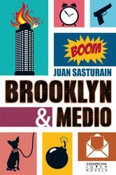 Portada de BROOKLYN MEDIO (EBOOK)